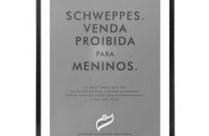 Schweppes</br>Separating Boys From Man Since 1983